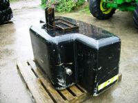 Case Concrete Front Tractor Weight - 1450Kg