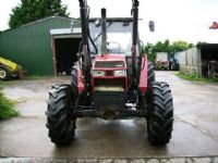 Case 4230 4wd LP Cab c/w Cheif Super 13 Power loader.