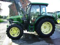 John Deere 5820 4wd, Power Quad, 40K, MX100.5 Power Loader