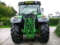 John Deere 6130R 4wd Auto Quad Plus, 50K, TLS, Big Pump