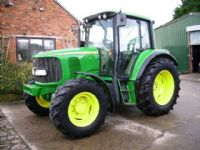 John Deere 6320 4wd Premium Power Quad Plus, 40K, Air Conditioning