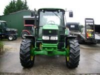 John Deere 6330 4wd Power Quad, 40k, Air con