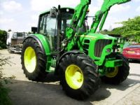 2013 - John Deere 6330 4wd Power Quad, 40k, H310 P/Loader