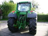 John Deere 6530 4wd, Auto Quad, 50K, Full Suspension JD 653 Power Loader