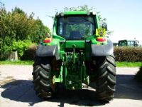 JD 6630 4wd Premium, Full Suspension