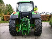 John Deere 6630 4wd, Power Quad, 40K, air con.