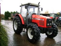 Massey Ferguson 4355 4wd 12/12 Manual shuttle