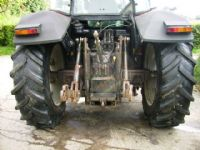 Massey 6180 4wd Dynashift c/w MX100 Loader