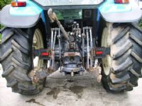 New Holland 8340 4wd SLE Tractor, Very tidy.
