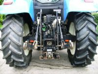 New Holland T6070 4wd Range command, 40k