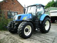 New Holland T6070 4wd Range command, 50k