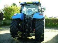 NH T7.220 4wd P/Command, 50k, F/Links