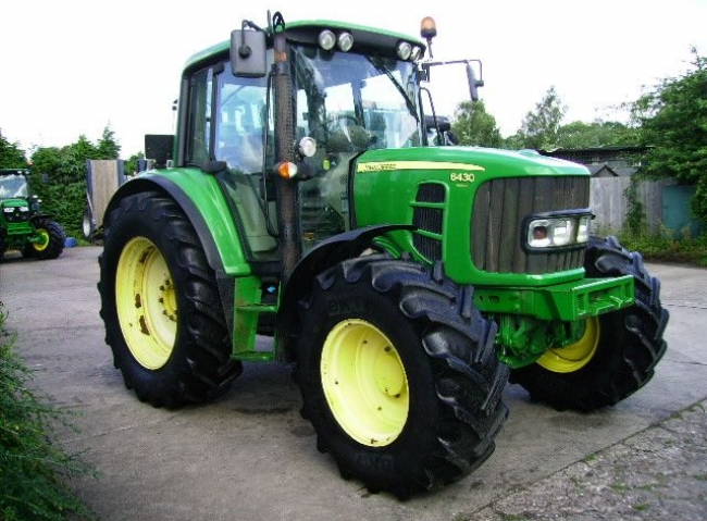 John Deere 6430 4wd Premium, TLS, Power Quad plus