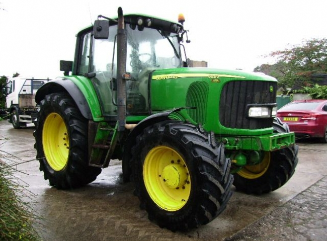 John Deere 6820 Premium, Power Quad, TLS, 40K, Air con